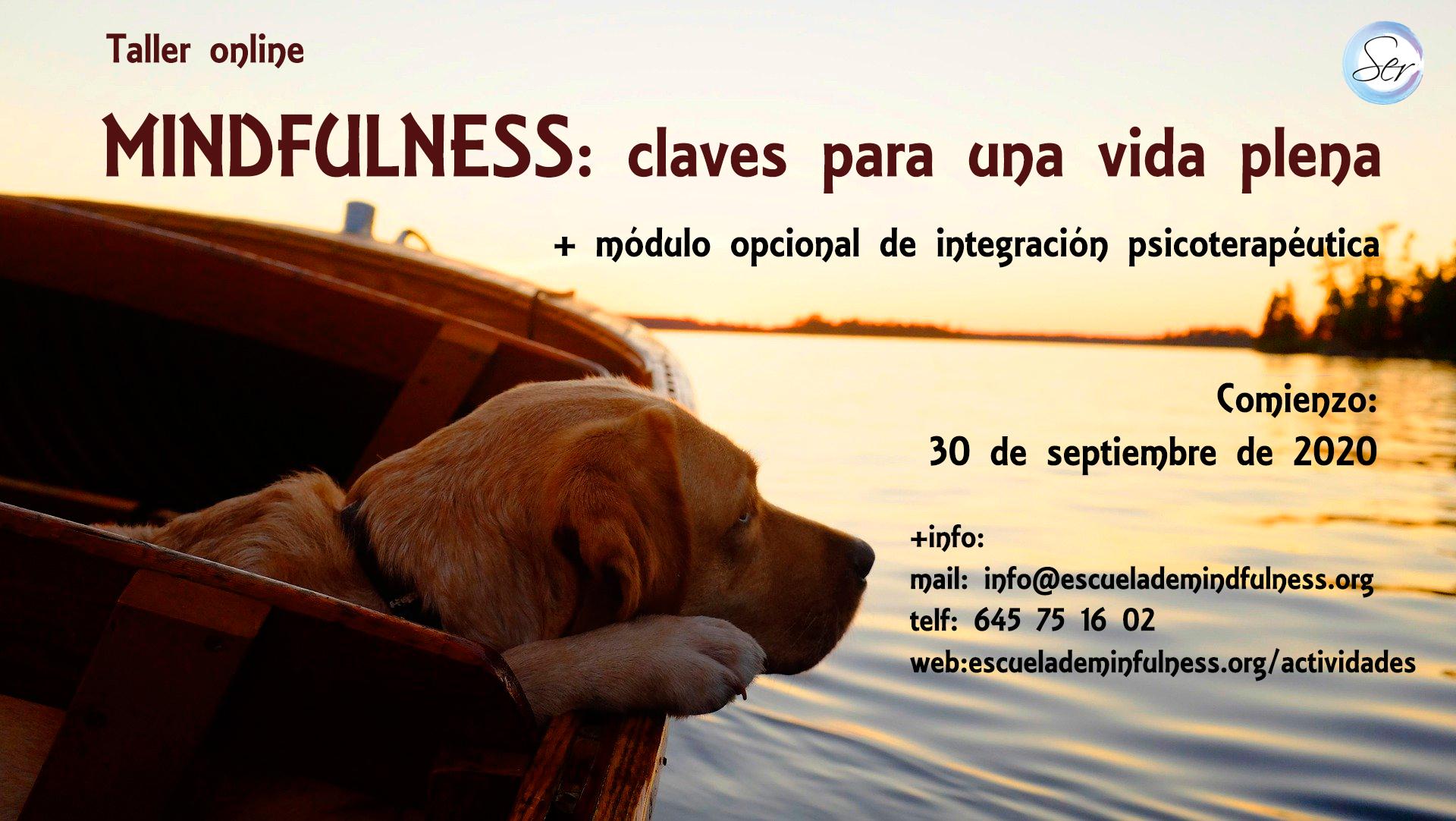 Mindfulness-on-line